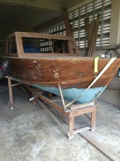 Bote de paseo o pesca