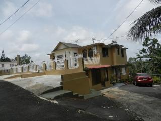 Barrio Sabana-Sector La Pista