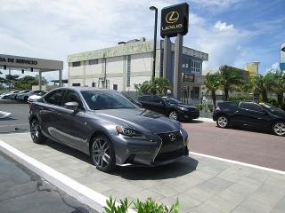 Lexus IS 2015