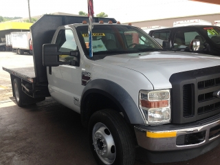 FORD F550 SUPER DUTY 2008