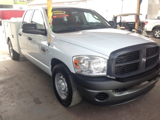 DODGE RAM 3500 SUPER DUTY 2009