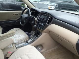 TOYOTA HIGHLANDER V6 2002