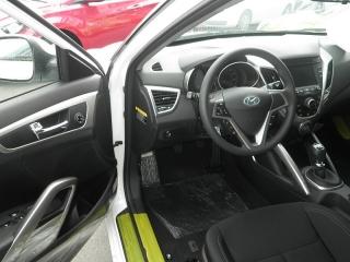 Hyundai Veloster Blanco 2015