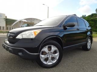 2007 HONDA CRV LX