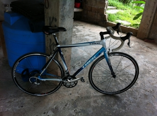 Bicicleta Road Trek