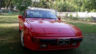 Porsche 944 1987 Rojo