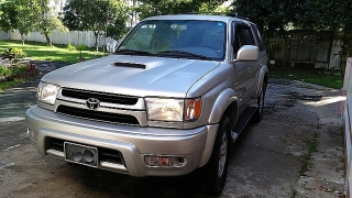 Se Vende Toyota Wild Runner 2001, un dueño, 53,889 millas originales