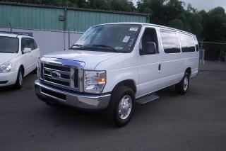 Ford Econoline Wagon Xlt Blanco 2013