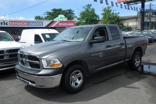 Dodge 1500 Pickup St Gris Oscuro 2012