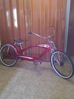 "Bicicleta MICARGI PUMA GTS BEACH CRUISER 26 ""UNICA EN P.R."""
