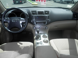 Toyota Highlander Plus Blanco 2013