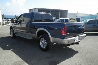 Ford Super Duty F-250 Xl Azul 2006