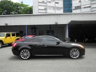 Infiniti G37 Coupe Base Negro 2009