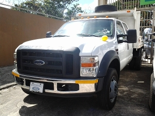 FORD F-550 XL SD 2008
