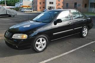 NISSA SENTRA  S18 - 2005 year model - mileage 49,850- price $5,500
