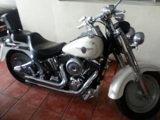 Se Vende Harley Davidson Fat Boy 2000