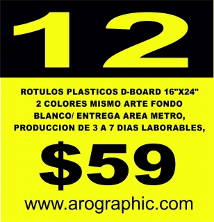 Rotulos / Imprenta