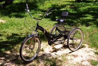 "Triciclo Kent Bayside 24"""
