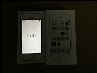 Iphone 5s 32GB Blanco ATT