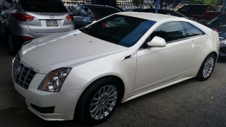 CADILLAC CTS LUXURT COUPE 2012