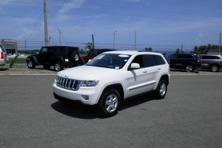Jeep Grand Cherokee Laredo Blanco 2011