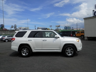 Toyota 4runner Limited Blanco 2010