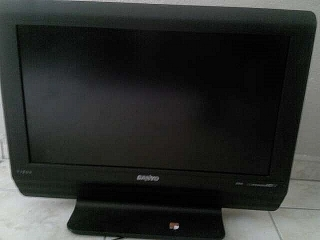 "Tv 27"" plasma se ve expectacular hay que arreglarla"