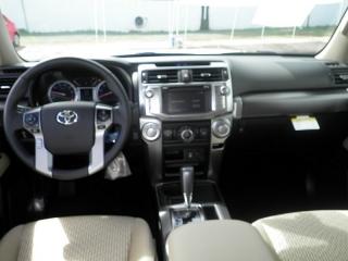 Toyota 4runner Sr5 Blanco 2014