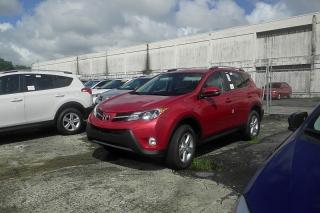 Toyota Rav4 Xle Rojo 2014