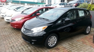 NISSAN NOTE 2014/2015