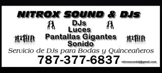 DJs Sonido Luces Pantallas