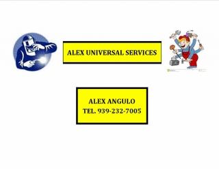 ALEX UNIVERSAL SERVICES