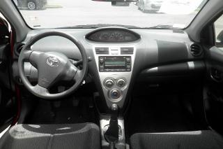 Toyota Yaris, Rojo 2010