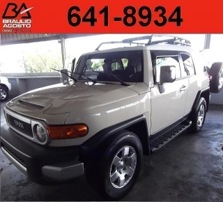 TOYOTA  FJ CRUISER UPGRADE 2008