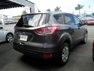 Ford Escape S Gris Oscuro 2013