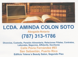 Aminda Colon Law Office