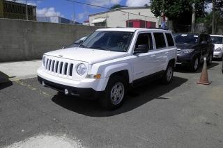 Jeep Patriot Sport Blanco 2012