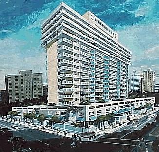 Condado Plaza Stella Piso Alto