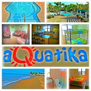 Aquatika- Primer piso!!!! 175$ Limpieza Gratis!!!!
