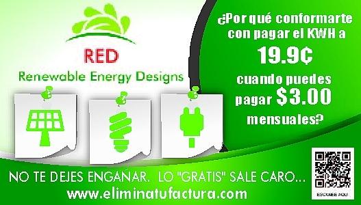 RED - Renewable Energy Designs