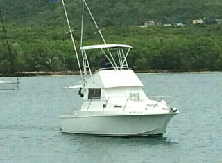 Beneteau Flybridge 28ft (Diesel)