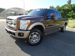 2012 FORD F250 KING RANCH