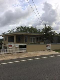 Casa 3 Cuartos 2 Banos y medio Bo.Sierra, Aibonito