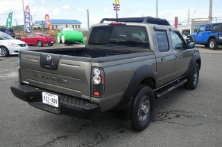 Nissan Frontier 2wd Se Champang 2002