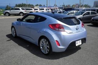 Hyundai Veloster Azul 2012