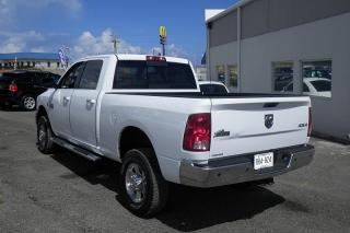Dodge Ram 2500 Slt Blanco 2010