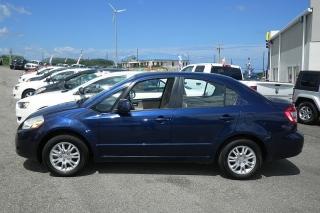 Suzuki Sx4 Le Anniversary Edition Azul 2011