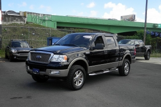 Ford F-150 Xlt Negro 2005
