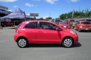 Toyota Yaris Rojo 2011