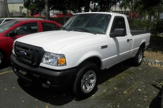 Ford Ranger Xl Blanco 2010